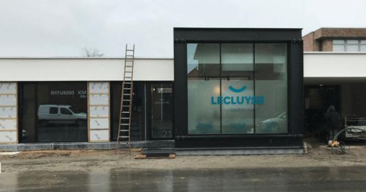 Dieet Lecluyse - nieuw gebouw
